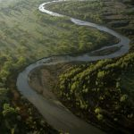 Arkansas River, Jim Wark, Airphoto NA